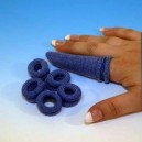 Finger Bobs Blue