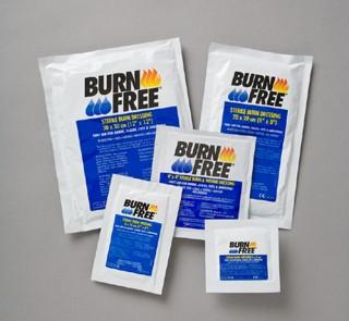 Burns Free Bandage 10cm x 10cm
