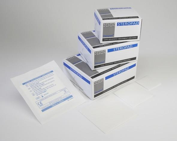 Steropad Strl. Non/St. Pad 5cm x 5cm