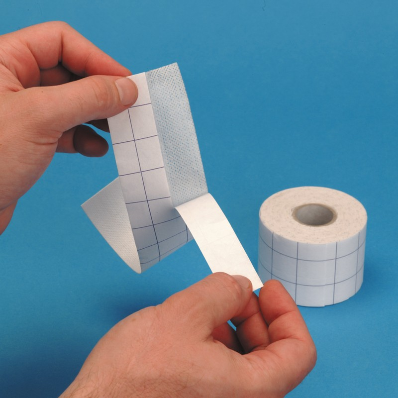 Sterofix Retention Tape 10cm x 10cm