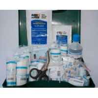 First Aid Kit 11 - 25 persons (with Burns & Eye Wash)